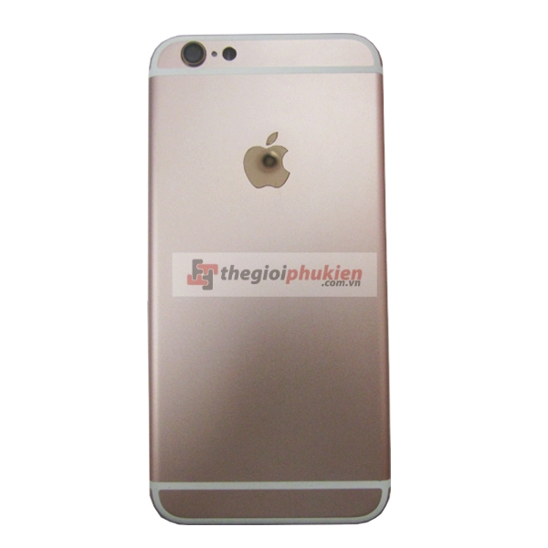 Vỏ iPhone 6 gold - silver - gray - Rose Gold