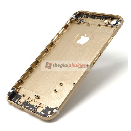 Vỏ nắp pin iPhone 6 gold - silver - gray