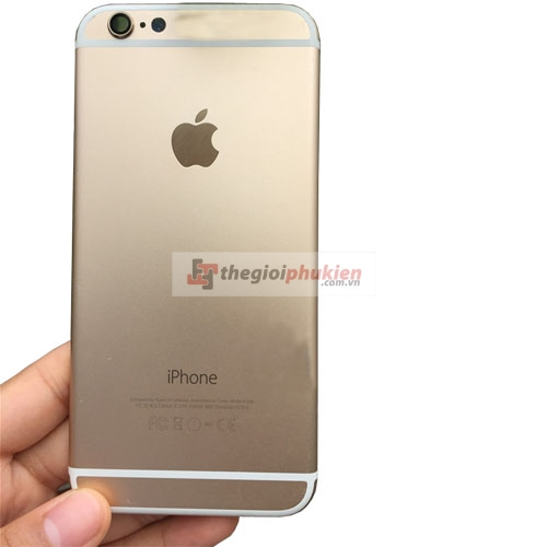 Vỏ iPhone 6 Plus Gold - Silver - Gray