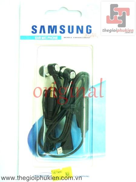 Tai nghe Samsung chân micro original ( Full box )