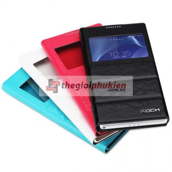 Bao da Sony Xperia Z2/L50W Rock Excel