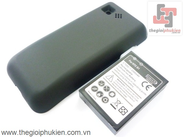 Pin HTC G1 - 2300mAh