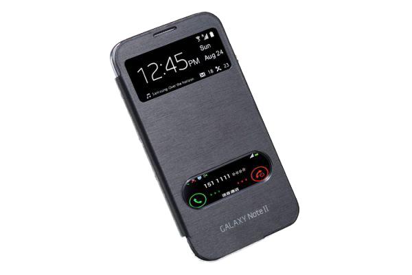 Bao da Samsung Note 2 - N7100  Sview Cover