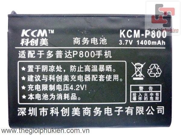 Pin KCM Sonyericsson P802