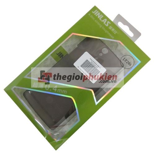 Ốp lưng Sony Xperia S - LT26i Jinlas