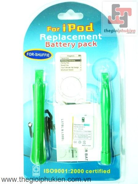 Pin iPod Shuffle