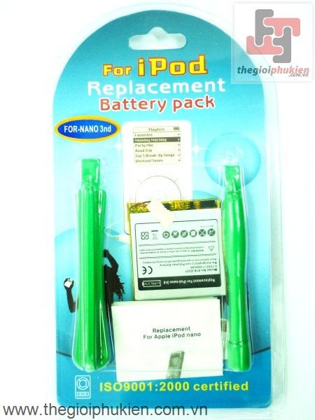 Pin ipod Nano - 3