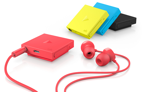 Tai nghe Bluetooth BH - 121 với NFC