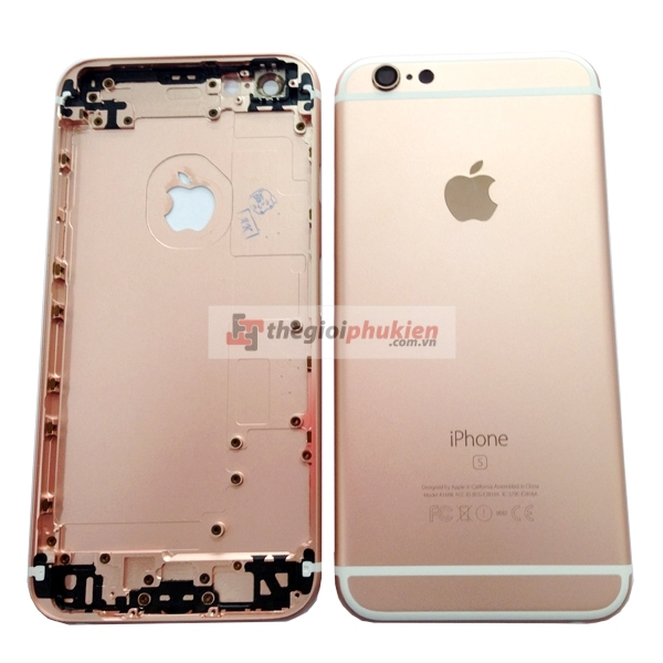 Vỏ iPhone 6s Rose - Gold