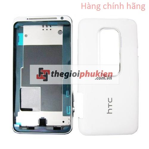 Vỏ HTC Evo 3D - G17 trắng công ty