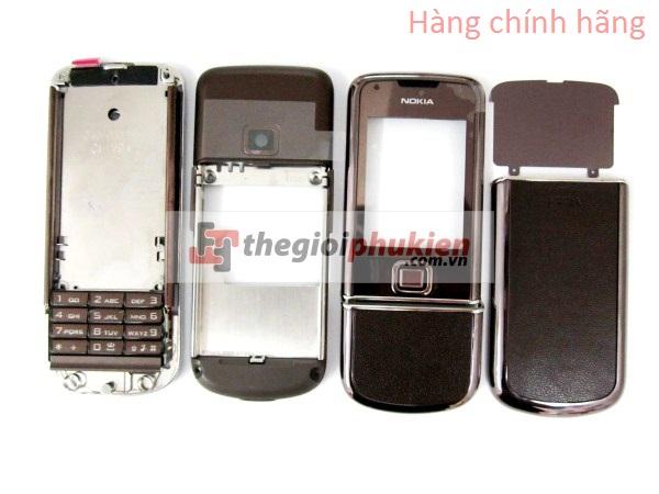 Vỏ Nokia 8800  Sapphire Full bộ Công ty