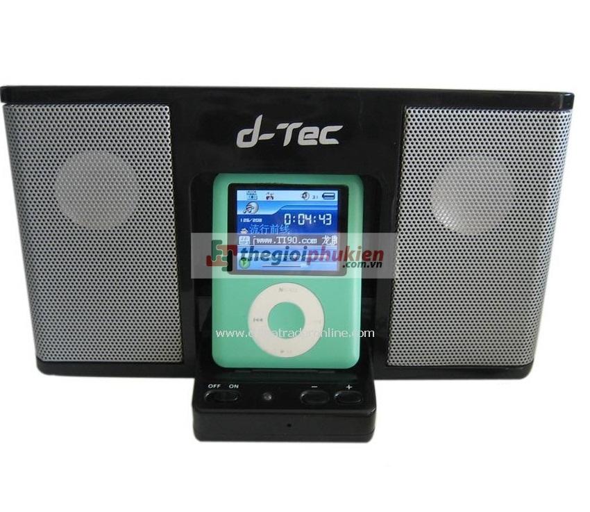 Portable mini speakers