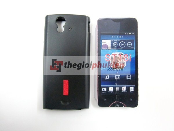 TPU Case Silicon Sony Xperia Ray - ST18i