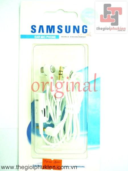 Tai nghe Samsung chân 3.5mm original ( full box )