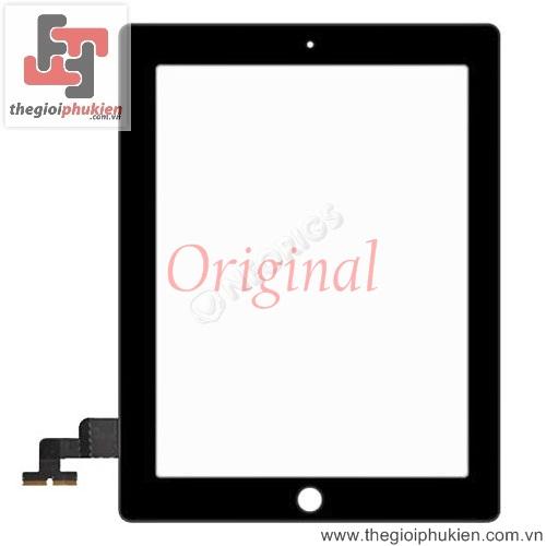 Mặt cảm ứng Ipad 2 Black - Original