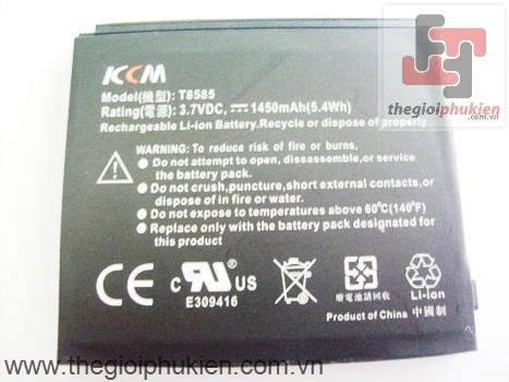 Pin KCM HTC HD2