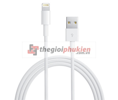 Cáp USB iPhone 5 ( Lightning )