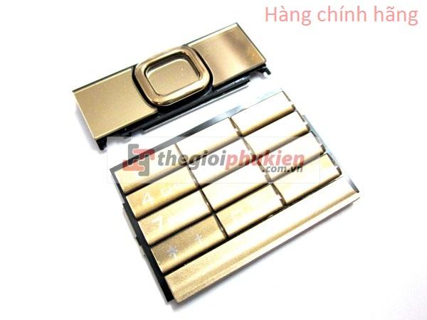 Bàn phím nokia 8800 Gold Arte