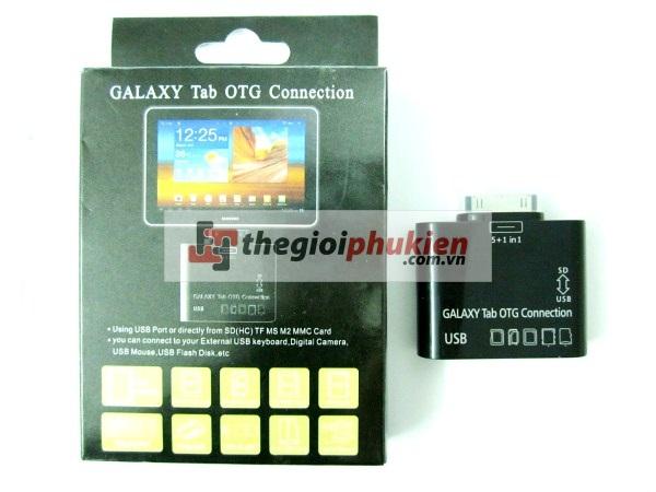 Samsung P7500 Kit 3 in 1 ( OTG + Card reader )