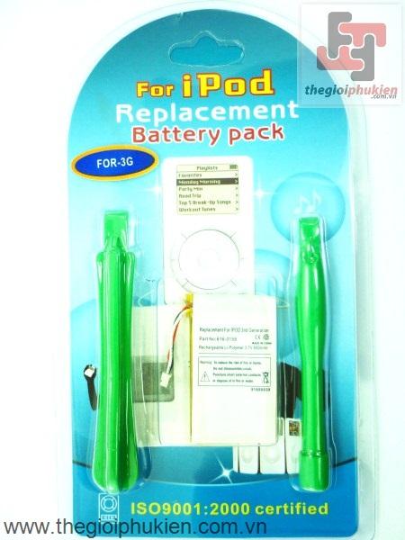 Pin Ipod 3G