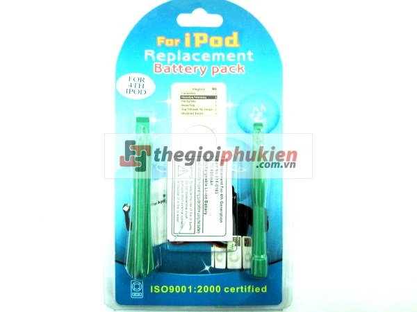 Pin Ipod Gen4