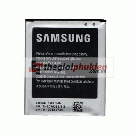 Pin Samsung Galaxy Ace 3 S7270 -  B100AE