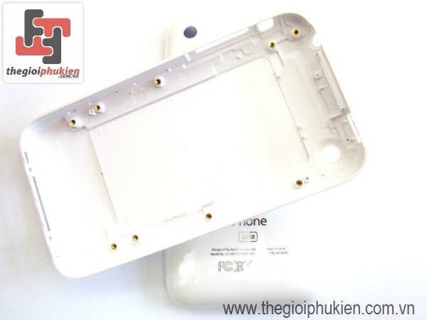 Vỏ IPHONE 3GS - 32G White