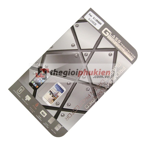 Dán kính cường lực Samsung Galaxy S5 - I9600