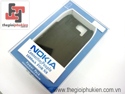 External power pack for Nokia N8 1600mAh Original