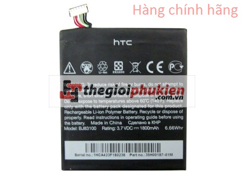 Pin HTC One X , S720e Original