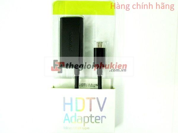 Cáp MHL Micro - HDMI Samsung I9100 Công ty