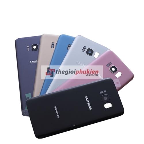 Thay nắp lưng Samsung S8