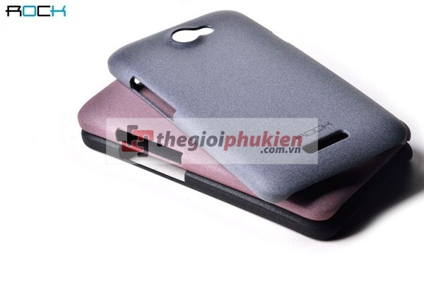 Ốp HTC One X - Hãng Rock Quick Stand