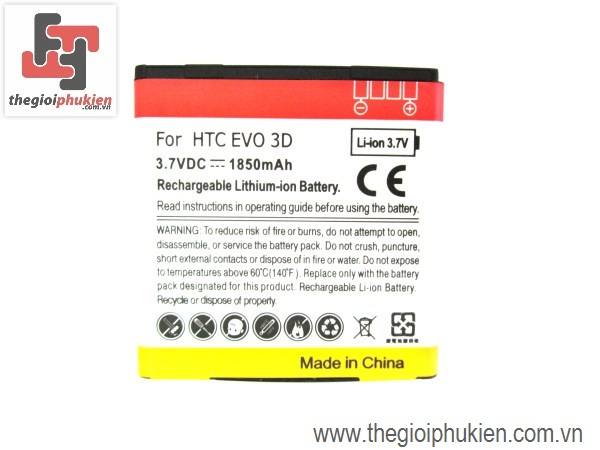 Pin  HTC Evo 3D  G17