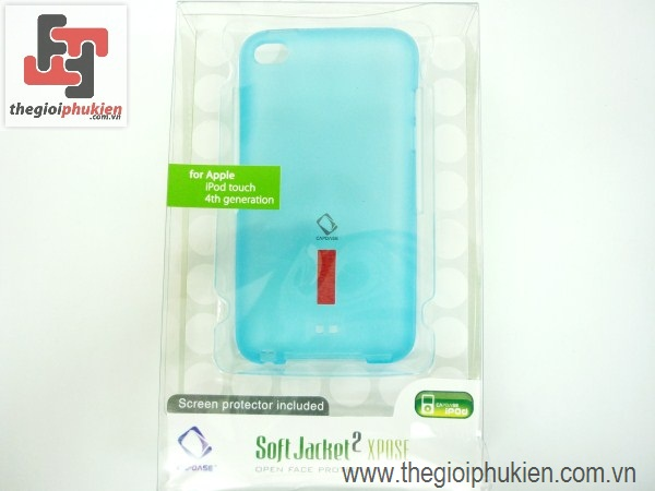 Capdase Silicon Ipod Touch 4