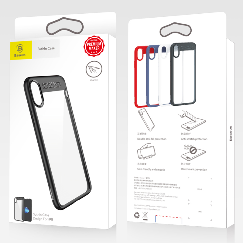 Case iPhone X Baseus
