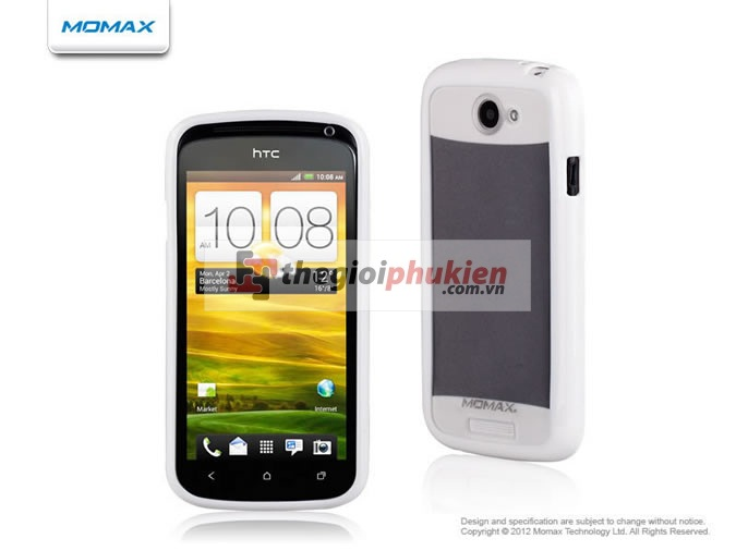 Ốp lưng HTC One S - Momax iCase Pro