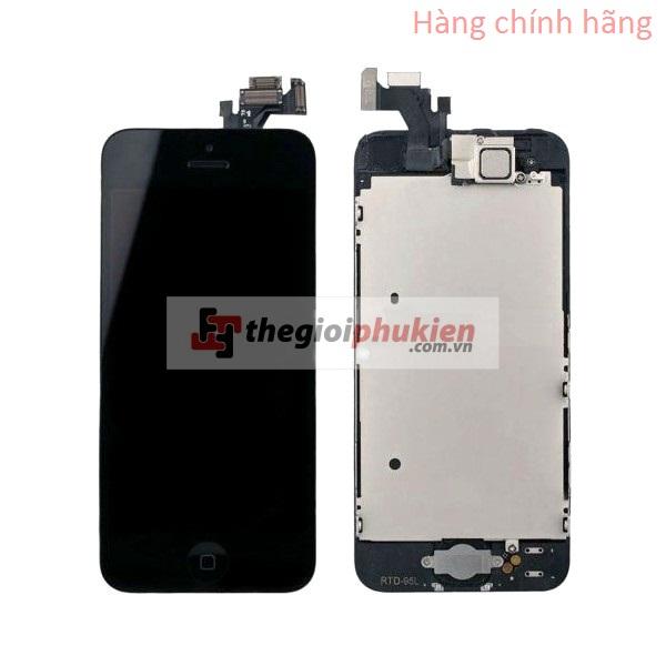 Màn hình Iphone 5 đen
