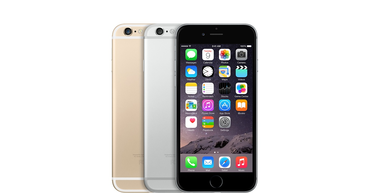 iPhone 6 -64G  gold, xám , bạc