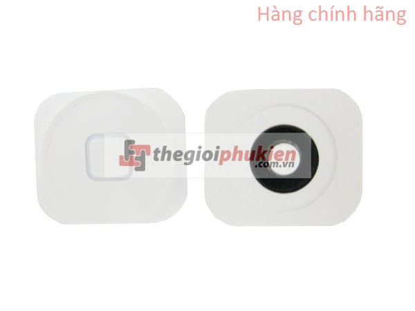 Phím home iPhone 5 white công ty