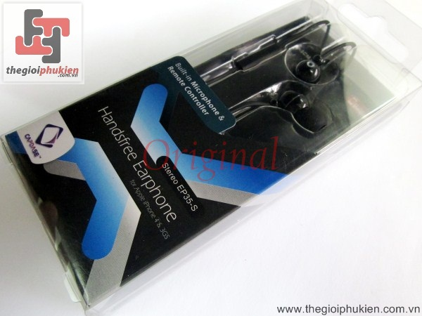 Tai nghe Stereo EP35-S for IPHONE 3GS/IPHONE 4