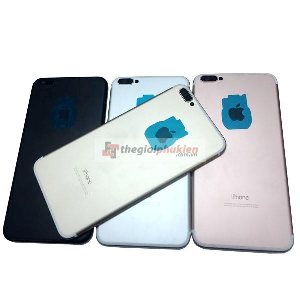 Vỏ iPhone 7 Plus thay iPhone 6 Plus Gold - Rose - Black - White