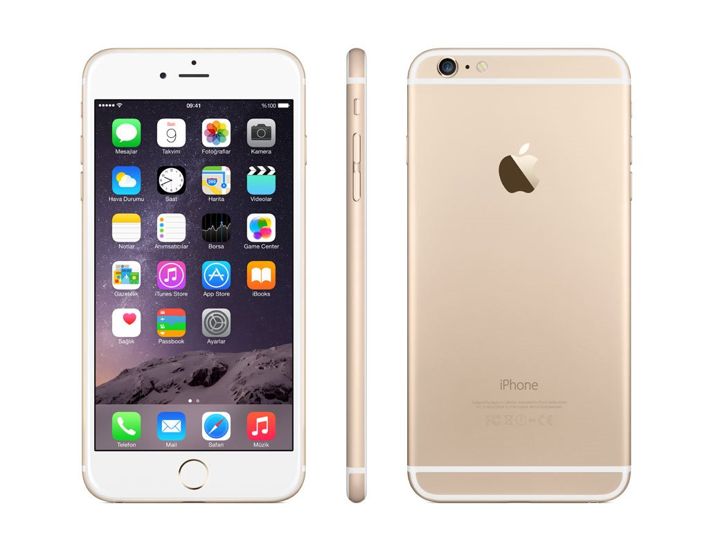 Iphone 6 plus - 64G gold,xám,bạc