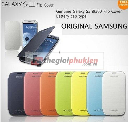 Flip Cover Samsung Galaxy S3 - I9300
